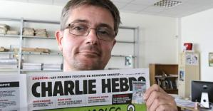Stephane Charbonnier (Charb),  47 anni, francese. Direttore di Charlie Hebdo. Morto durante l'attacco del 7 gennaio 2015.