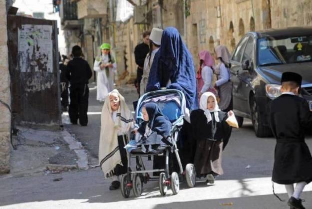 Frumka - velo ebree ortodosse - vedi Bruria Keren