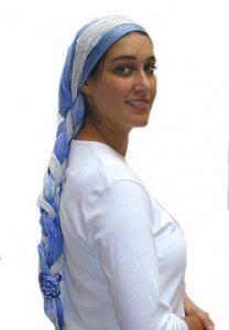 Jewish girl snood