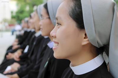 Nun's veil