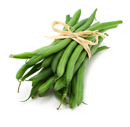 Bundle of green beans
